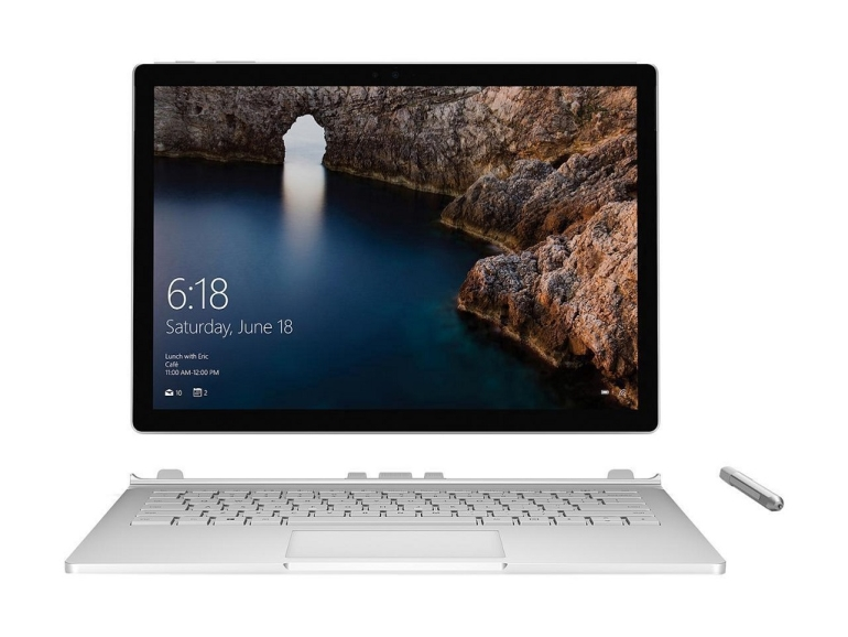SURFACE BOOK 1 I7