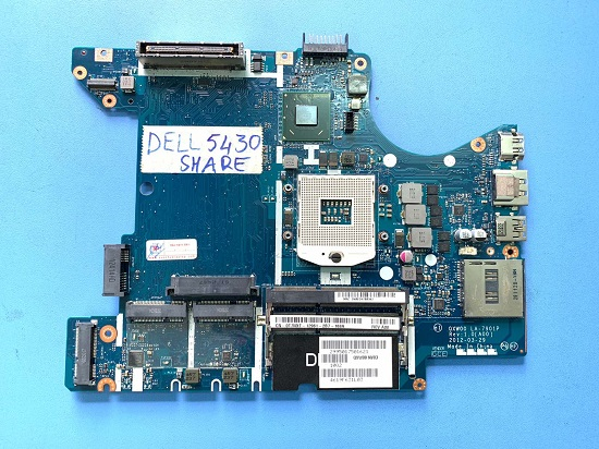 MAINBOARD LAPTOP DELL 5430 SHARE