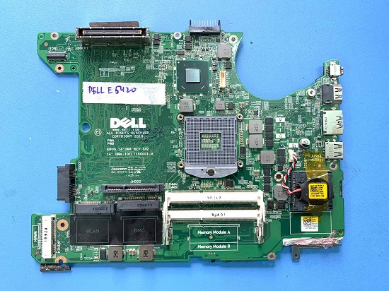 MAINBOARD LAPTOP DELL LATITUDE 5420 SHARE